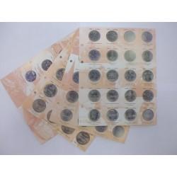 Комплект разделителей на 64 монеты